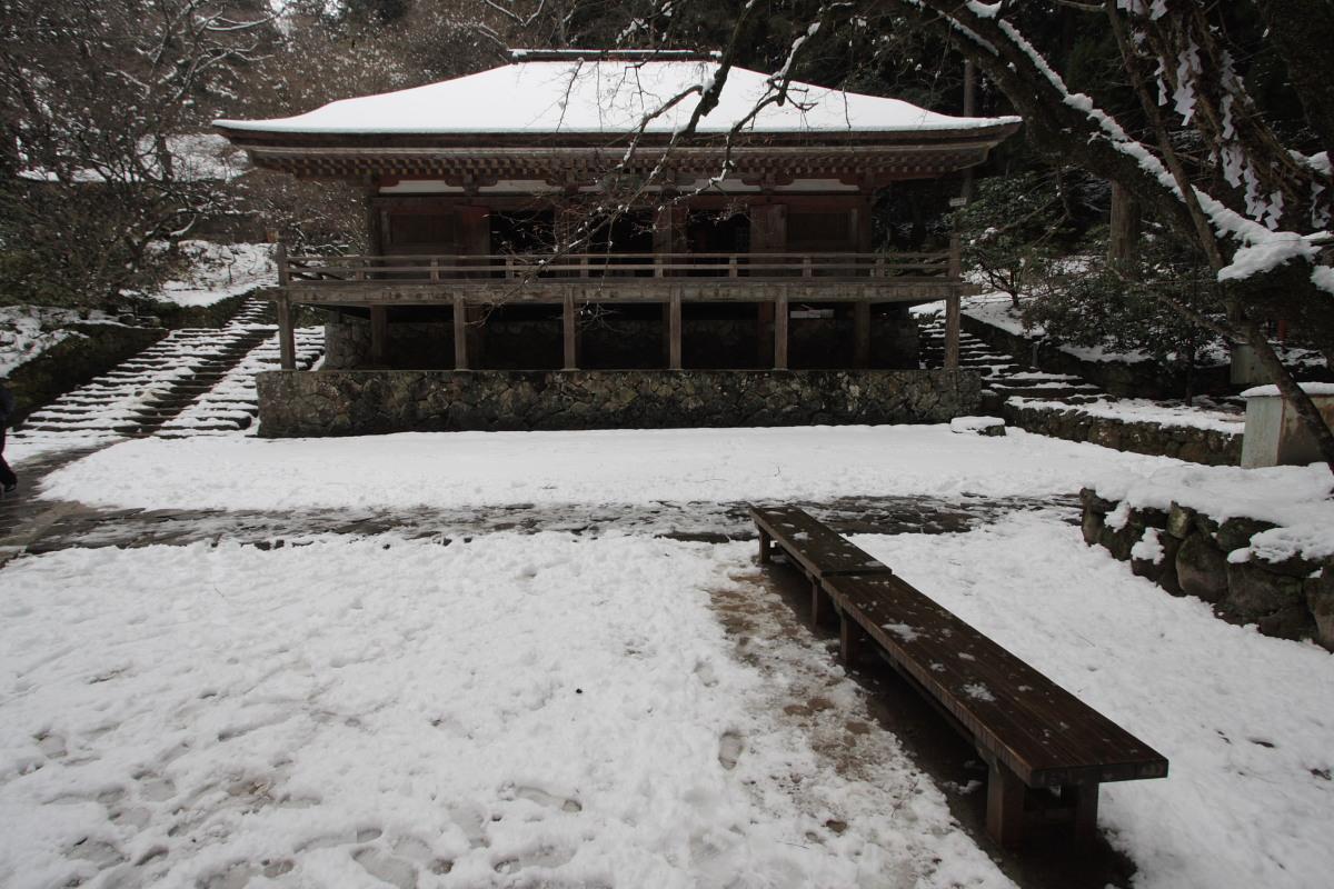 奈良 室生寺 雪景色 1_f0021869_217785.jpg