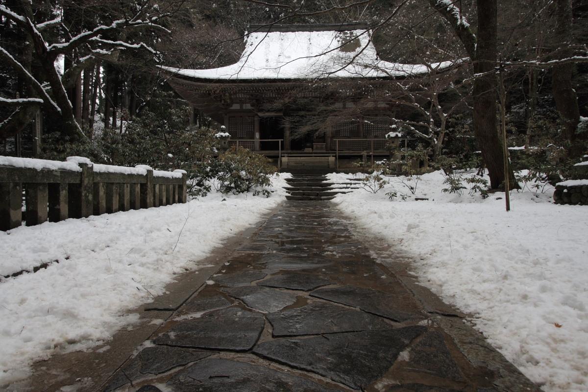 奈良 室生寺 雪景色 1_f0021869_2183420.jpg