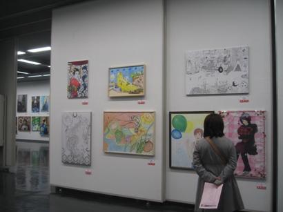 510) 市民ギャラリー ①「2008 第1回・道展U21」・総合展 1月30日(水)~2月3日(日)_f0126829_22224635.jpg