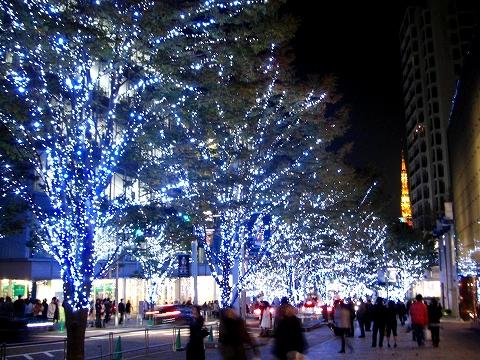 「ザ・リッツ・カールトン東京」 でアフタヌーンティー_a0039199_1793931.jpg