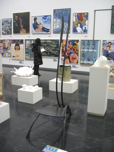 511) 市民ギャラリー ②「2008 第1回・道展U21」・総合展 終了・1月30日(水)~2月3日(日)_f0126829_23331653.jpg