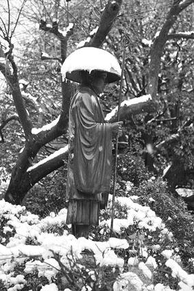 東京は雪景色_a0086851_205328.jpg