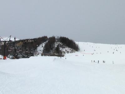 スキー@車山高原_c0060651_1326570.jpg