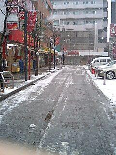東京に雪が!_f0056929_0551565.jpg