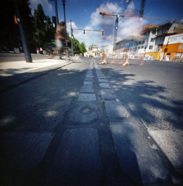 ベルリンの壁(3) Berlin, Germany ドイツ Pinhole Photography_f0117059_2124429.jpg