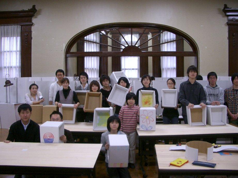 札幌デザインウィーク2007 レポート_b0117713_9222320.jpg