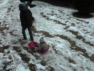 雪あそび_d0066127_22214933.jpg
