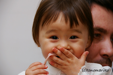 7.バブーと愉快な仲間達 〜プチ天使ちゃん 2006年下期〜_c0024345_1244149.jpg