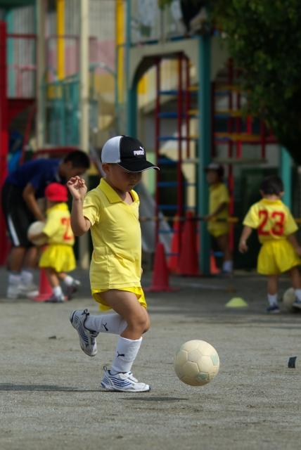 サッカー少年_f0018464_18415585.jpg