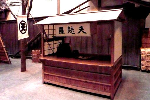 深川江戸資料館 6:広場_e0054299_1391788.jpg
