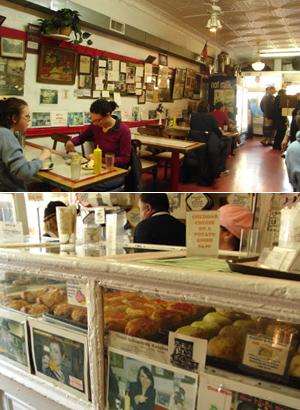 クニッシュの美味しいお店 Yonah Schimmel Knish Bakery_b0007805_22165729.jpg