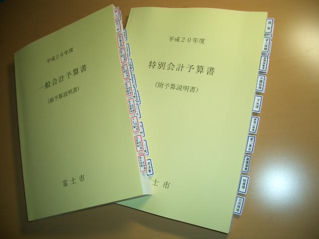 富士市の20年度予算案は「元気実感 いきいき予算」!_f0141310_23363258.jpg