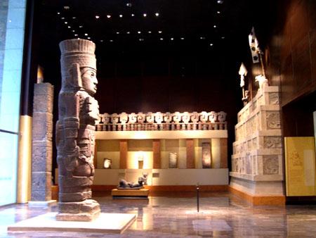 メキシコ3. 国立人類学博物館_e0048413_22344646.jpg