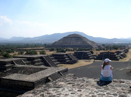 メキシコ2 ティオティオワカン遺跡_e0048413_2235771.jpg