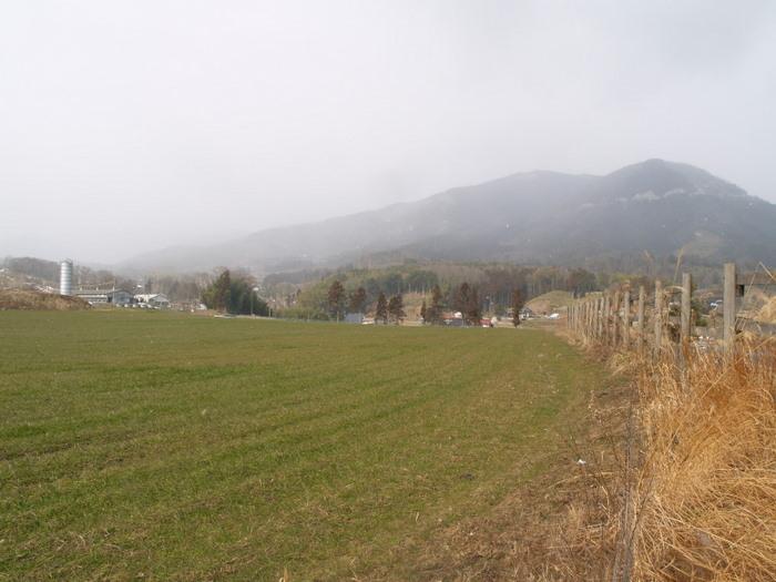 阿弥陀山(あみだやま)と砂谷牧場(さごたにぼくじょう)_c0116915_18242710.jpg