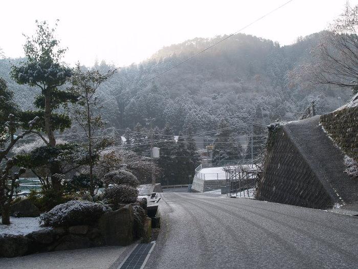 今朝も薄雪景色。。_c0116915_1861531.jpg