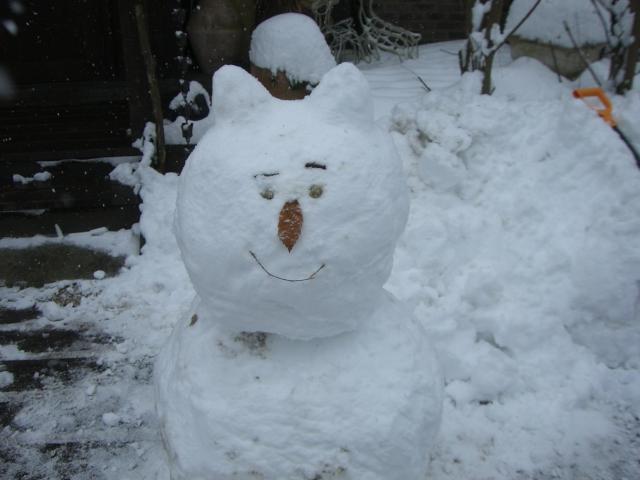 雪その2 【Chef's Report】_f0111415_13491220.jpg