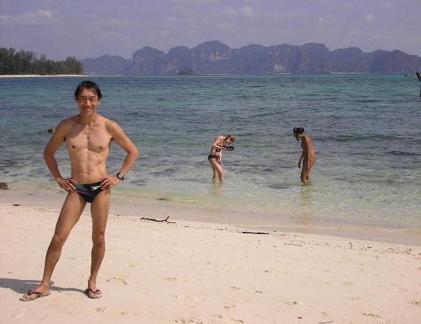 タイでのクライミング_f0050226_14584367.jpg