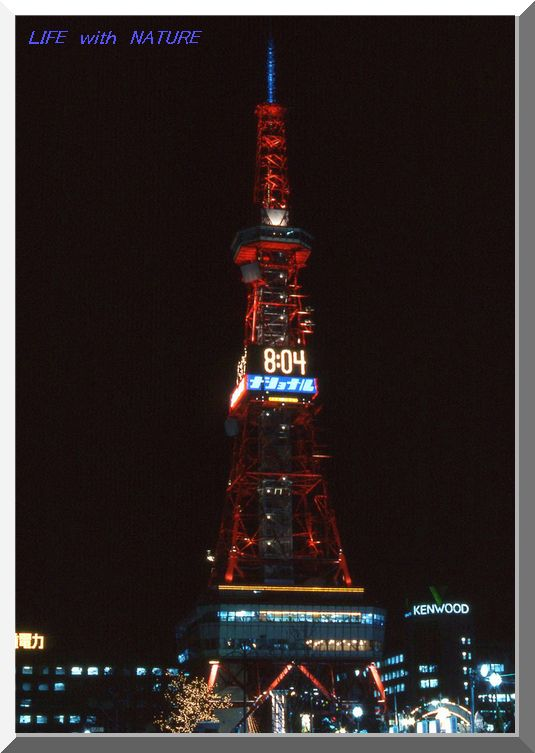 札幌テレビ塔 3/4_b0093088_6415523.jpg