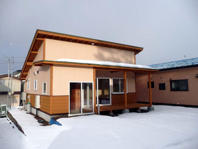 S邸の完成見学会!_f0150893_1922498.jpg