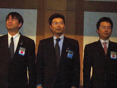 2008年度 新春のつどい_e0075103_0572114.jpg