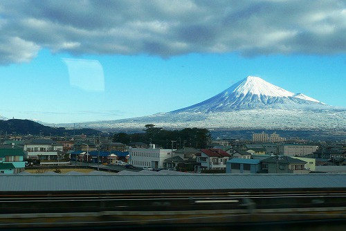 富士山 真冬の風景_c0087349_14404393.jpg