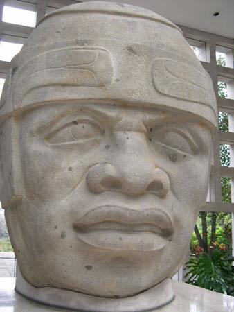 ハラパ人類学博物館 メキシコ6_e0048413_18413672.jpg