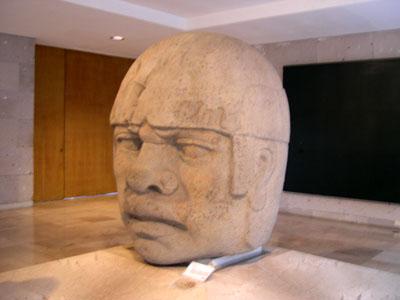 ハラパ人類学博物館 メキシコ6_e0048413_18415336.jpg