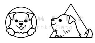 P\'sちゃんキャラクターマーク_d0102523_0493592.jpg