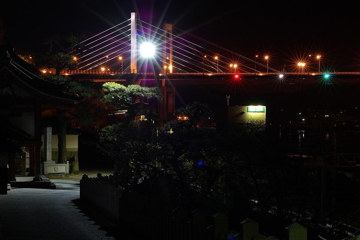 浄土寺参道より望む尾道大橋_c0152379_9164921.jpg