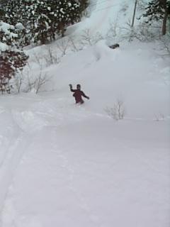 2/9 極楽坂スキー場_e0066486_1039682.jpg