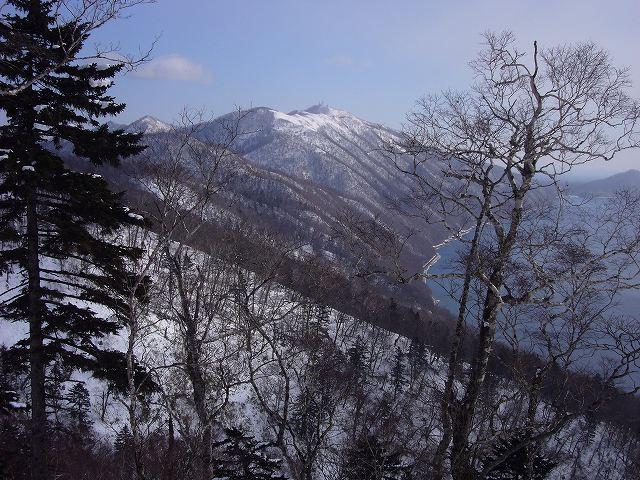 2月8日、イチャンコッペ山(反射板)と幌平山の写真編_f0138096_10433287.jpg