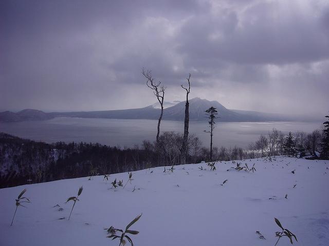 2月8日、イチャンコッペ山(反射板)と幌平山の写真編_f0138096_10443464.jpg