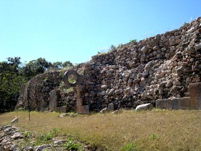 ウシュマル遺跡 メキシコ12_e0048413_1656441.jpg
