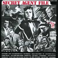 The Spy Who Came in from the Cold by Billy Strange_f0147840_15561170.jpg