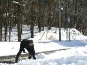 雪の朝_f0019247_15362196.jpg