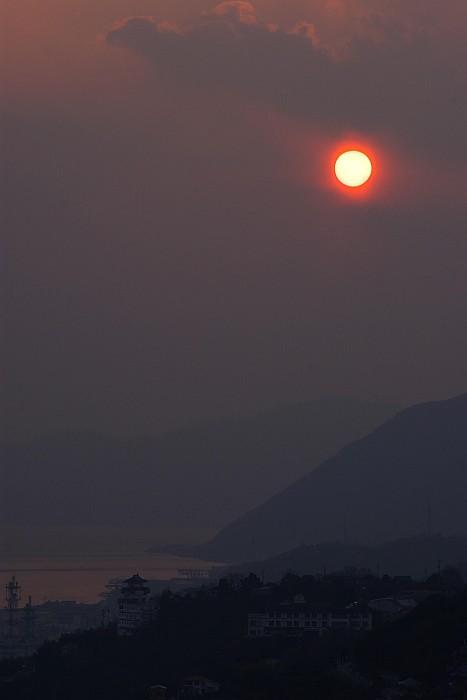 浄土寺山展望台より空からのプレゼント_c0152379_8305448.jpg