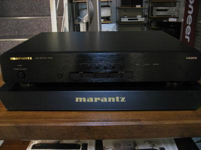 HDMIセレクター登場!MARANTZ VS3002★_c0113001_219787.jpg