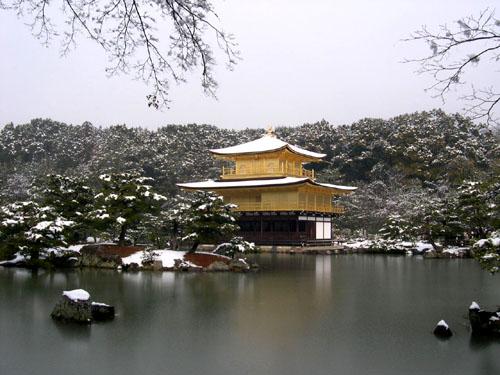 金閣寺雪景色_e0048413_21171142.jpg