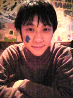 I am the BLUE MAN!_f0115811_1145774.jpg