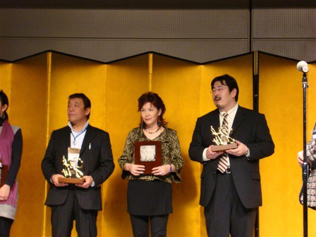 東京ギフトショー2008授賞式_d0148223_1920013.jpg