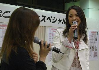 さゆぱらライブ in マイカル桑名_e0013944_0594553.jpg