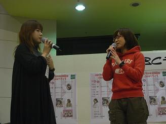 さゆぱらライブ in マイカル桑名_e0013944_1103914.jpg