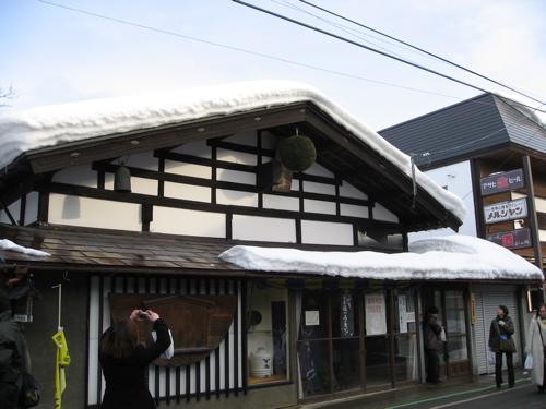 増田の町並み