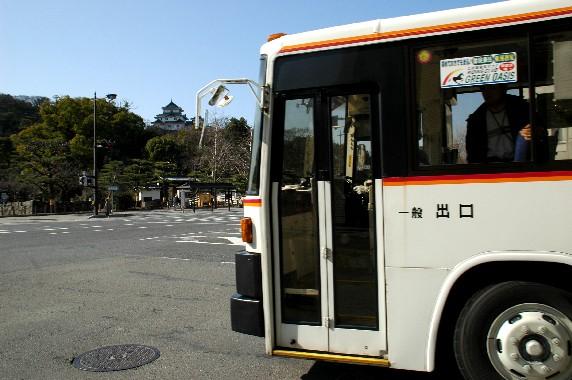 和歌山城  _b0093754_0293386.jpg