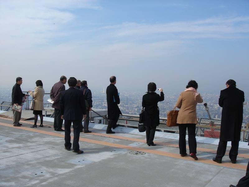 東京都防災センターとヘリポート視察_f0059673_22462264.jpg