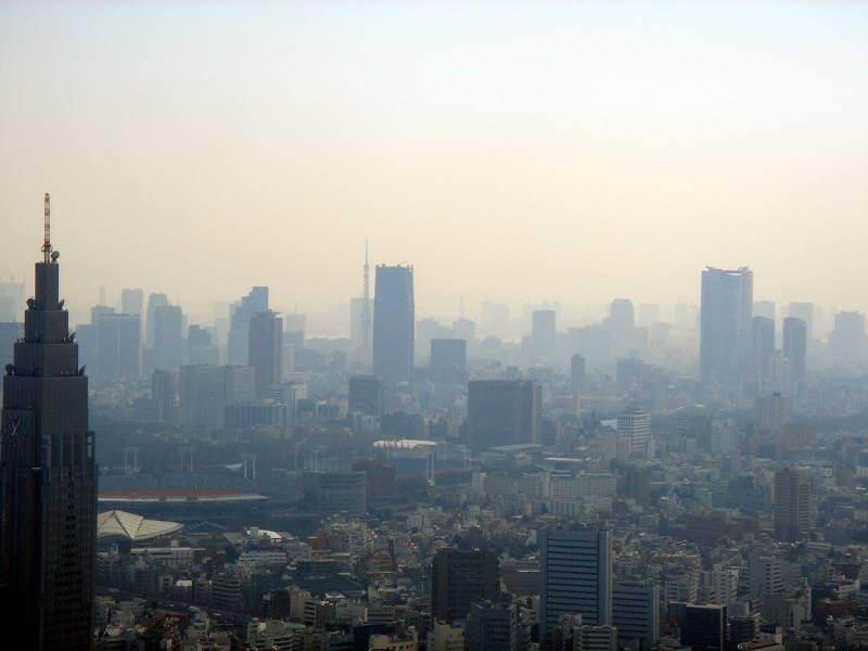 東京都防災センターとヘリポート視察_f0059673_22463161.jpg