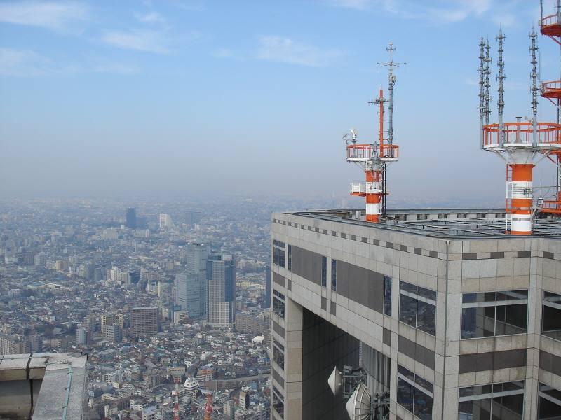 東京都防災センターとヘリポート視察_f0059673_22463970.jpg