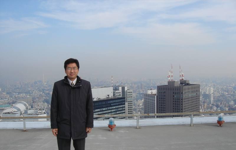 東京都防災センターとヘリポート視察_f0059673_22472198.jpg