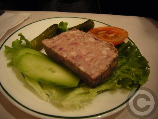 ■久しぶりのサンジェルマンの安定食屋(パリ)_a0014299_22183920.jpg